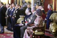 Felipe VI a su padre: