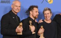 'Tres anuncios en las afueras' triunfa en unos Globos de Oro