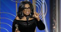 El discurso de Oprah Winfrey en los Globos de Oro: