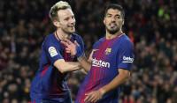 El Barça entierra al Celta en media hora