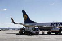 Sigue adelante la huelga de tripulantes de Ryanair al no alcanzarse un acuerdo con la empresa