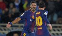 El Barça remonta y termina con la maldición de Anoeta