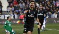 Asensio da ventaja a un triste Real Madrid