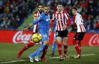 Getafe y Athletic se reparten los puntos (2-2) en un partido con tres penaltis