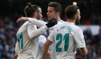 El Madrid reacciona y coge aire con una goleada ante el Deportivo