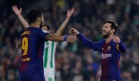 El Barça olvida la derrota copera con una goleada en el Villamarín