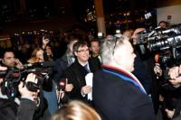 La Fiscalía pide cursar la euroorden de detención contra Puigdemont en Dinamarca tras aterrizar en Copenhague