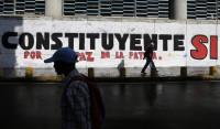 La Asamblea Constituyente de Venezuela acuerda que haya elecciones presidenciales antes del 30 de abril