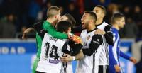 Domenech detiene a un gran Alavés en los penaltis