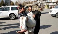 40 muertos en un atentado en el centro de Kabul