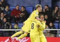 El Villarreal noquea a la Real y el Dépor da vida al Levante