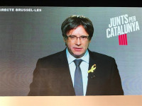 JxCat pide la nulidad de la resolución del TC sobre la investidura de Puigdemont