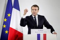 Macron critica la intervención militar de la OTAN en 2011 en Libia por la falta de proyecto posterior