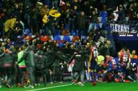 Fiasco de un Madrid que vuelve a las andadas