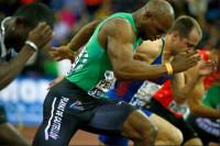 Yunier Pérez vuelve a batir el récord de España en los 60 metros