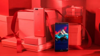 Honor anuncia una edición especial en rojo de su smartphone 7X por San Valentín