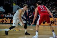 Doncic y Thompkins, insuficientes ante un gran Olympiacos