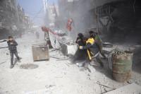 Mueren 21 civiles en nuevos bombardeos y ataques con artillería contra Ghuta Oriental