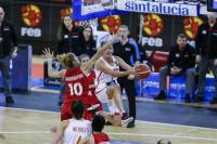 España pasa por encima de Bulgaria y apuntala su clasificación al Eurobasket