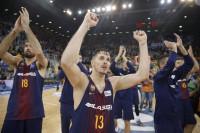 El Barça de Pesic tumba a Baskonia y se entona en Copa