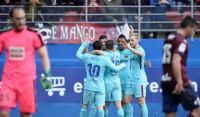 El Barça cubre el expediente en Ipurua antes del Chelsea