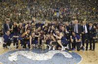 El Barça muda a campeón con Pesic