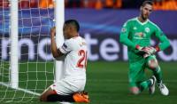El Sevilla no puede con el cerrojo de Mourinho y se jugará el pase en Old Trafford