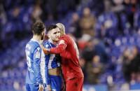 Un buen Deportivo se estrella con los palos y Diego López