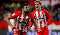 Costa y Griezmann reivindican al Atleti en el Pizjuán