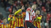 El Valencia empata en San Mamés, el Sevilla se recompone en Málaga y el Villarreal cae en Ipurua