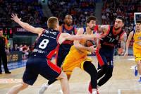 Baskonia avista los 'playoffs' tras anular al Khimki