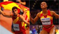 Dos bronces y una descalificación de oro, inolvidable jornada para España