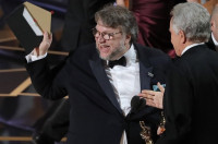 La forma del agua, de Guillermo del Toro, triunfa en unos Oscar sin sorpresas