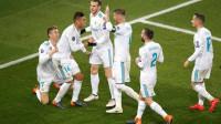El Real Madrid saca los galones en París