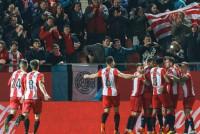El Gerona duerme en Europa y hurga en la herida del Deportivo