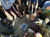 Más de 260 personas retoman la búsqueda del niño Gabriel