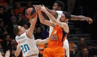 Valencia Basket se da un homenaje y sobrevive al mejor Campazzo