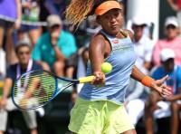 Serena Williams cae ante el fenómeno Osaka en el debut de Miami