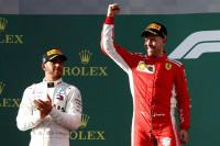 Vettel remonta a Hamilton y Alonso sorprende con un quinto puesto