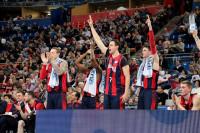 El Baskonia no falla ante el Maccabi y se clasifica para el 'playoff'