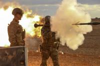 Dos miembros de la coalición internacional muertos por una explosión en Siria