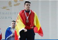 Alberto Fernández pone a España en 10 medallas a la espera de Lydia Valentín