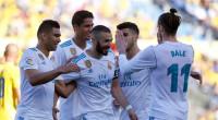 Bale y Benzema capitanean la victoria del Madrid en Las Palmas