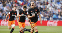 Rodrigo sigue su racha en Butarque, resucita el Málaga y aburren Real y Espanyol