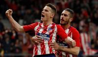 El Atleti vuelve a creer de penalti ante el Dépor