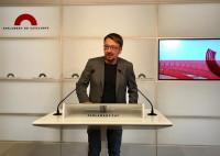 Domènech insiste en un Govern de independientes si los soberanistas no se ponen de acuerdo