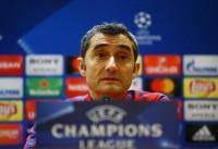 El Barça, a defender su afortunada ventaja en Roma