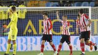 El Athletic golea en el regreso de Muniain y aprieta Europa para el Villarreal