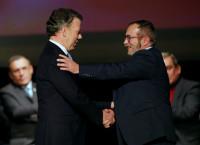 'Timochenko' se reúne con Santos y destaca un compromiso para
