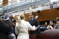 El votante de Ciudadanos, dividido ante la posible moción de censura a Cifuentes
